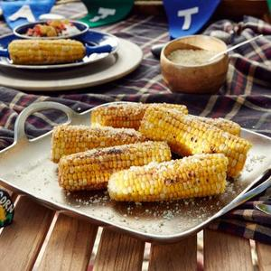 Foil-Packet Corn On the Cob