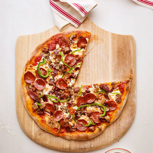 Meat Lovers' Supreme Pizza