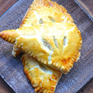 Apple and Pear Hand Pies Recipe