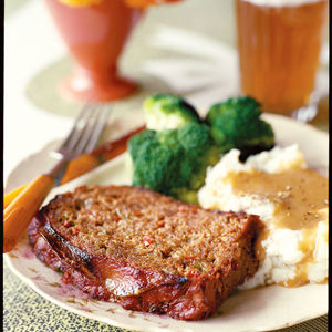 Traditional Meat Loaf