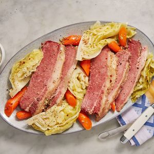 Keto Corned Beef & Cabbage