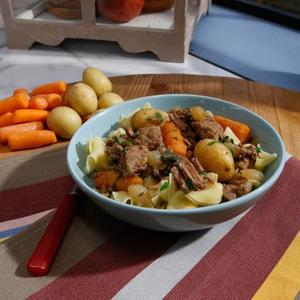 Sunny's Easy Beefy Stew