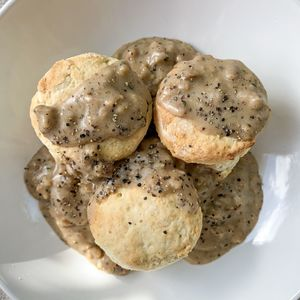 Vegan Southern Biscuits